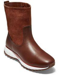 Cole Haan Zerogrand Xc Waterproof Boot - Brown