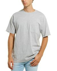 Zanerobe Pocket T-shirt - Gray