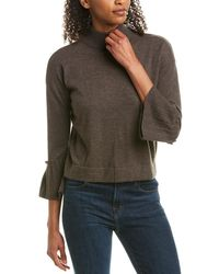 Autumn Cashmere Cashmere Jumper - Brown