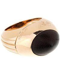 Boucheron Vintage Boucheron 18k Rose Gold Ring - Metallic