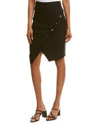Rebecca Minkoff Camilla Pencil Skirt - Black