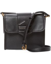 Marc By Marc Jacobs - Flipping Out Leather Crossbody - Lyst