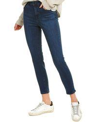 J Brand Alana Ego High-rise Crop Skinny Leg Jean - Blue