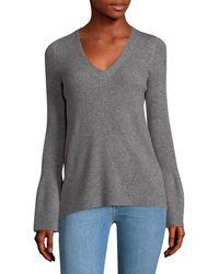 Rebecca Minkoff Bell Sleeve Jumper - Grey