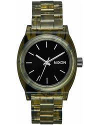 Nixon The Time Teller Watch - Multicolour