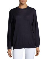 Adam Lippes - Cashmere-blend Pullover - Lyst