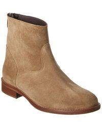Cordani Billie Suede Boot - Brown