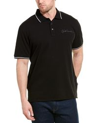Roberto Cavalli Just Cavalli Polo Shirt - Black
