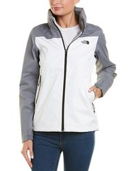 The North Face Resolve Plus Jacket - White