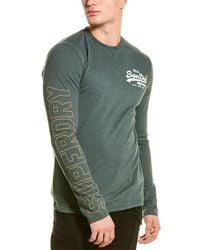 Superdry Vintage Logo T-shirt - Green