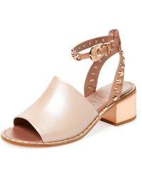 Ivy Kirzhner Lexy Leather Sandal - Multicolor