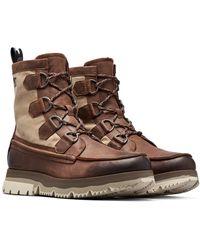 Sorel Men's Atlis Caribou Boot - Brown
