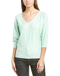 Premise Studio Dolman Sweater - Green