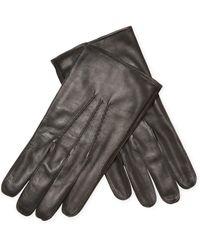 Jil Sander - Leather Gloves - Lyst
