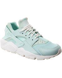 Nike Air Huarache Running Shoe - Blue
