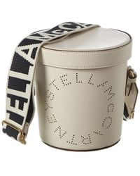Stella McCartney Logo Bucket Bag - Multicolour