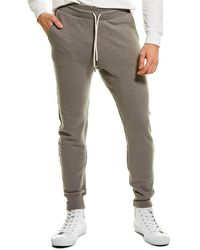 Joe's Jeans French Terry Jogger Pants - Grey