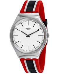 Swatch Skinflag Watch - Multicolour