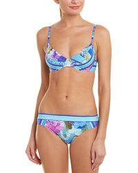 Gottex 2pc Bikini Set - Blue
