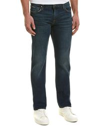 7 For All Mankind - 7 For All Mankind Slimmy Lakeville Slim Leg - Lyst