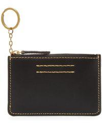 Frye - Leather Harness Id Card Case - Lyst
