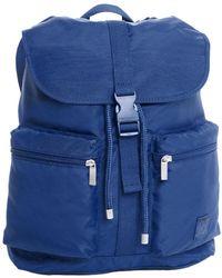 Hedgren Daybreak Sunrise Nylon Backpack - Blue
