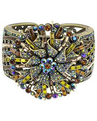 Heidi Daus Crystal Cuff - Multicolour