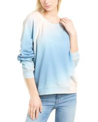 Wildfox Sommers Grotto Sweatshirt - Blue