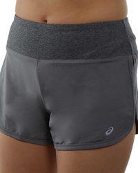 Asics Everysport Short - Gray