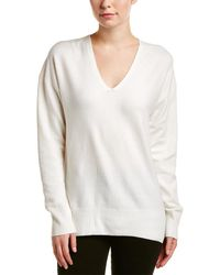 French Connection Vhari Jumper - White
