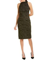 Adrianna Papell Sheath Dress - Black