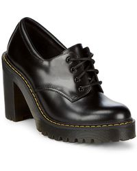 Dr. Martens - Salome Leather Oxfords - Lyst
