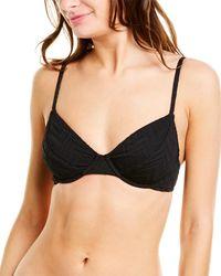 Gottex X By Jazz Bikini Top - Black