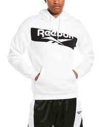 Reebok Classic Vector Hoodie - White