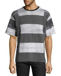 Diesel Black Gold | Teoria-c Crewneck T-shirt | Lyst