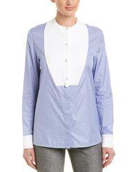 Stella McCartney Button-front Blouse - Blue