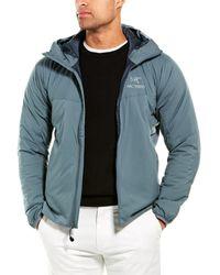 Arc'teryx Atom Hooded Jacket - Gray