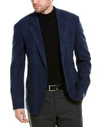 Brunello Cucinelli Wool-blend Blazer - Blue