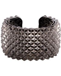 Stephen Webster Silver & Rhodium Bracelet - Metallic