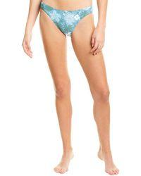 Krimson Klover Hayden Bikini Bottom - Blue