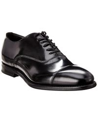 Church's Pamington Leather Oxford - Black