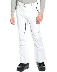 Spyder Bormio Gtx Pant - White