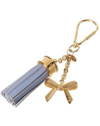 Louis Vuitton Blue Bag Charm