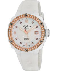 Alpina Women's Avalanche Diamond Watch - Metallic