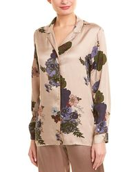 Hanro Floral Sleepshirt - Multicolour