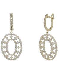 Diana M. Jewels - . Fine Jewelry 14k 1.71 Ct. Tw. Diamond Drop Earrings - Lyst