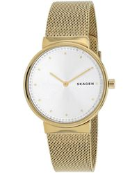 Skagen Denmark Annelie Watch - Metallic