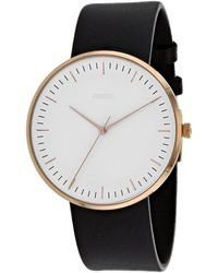Fossil Men's The Essentialist Watch - Metallic