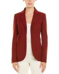 Akris Wool-blend Jacket