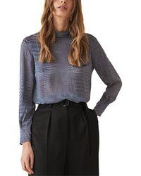 Mum $129 Antonio Melani Carolina Peplum Cashmere Sweater